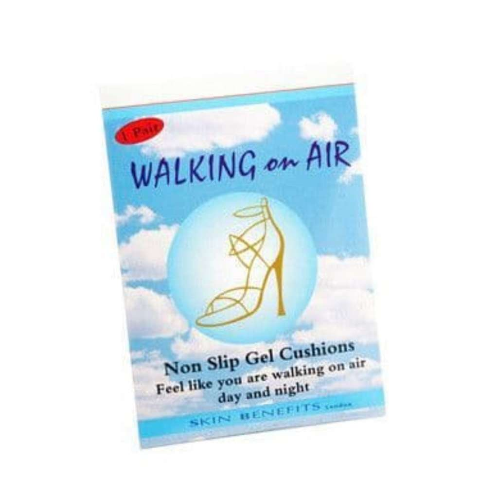 Skin Benefits - Walking On Air (Non Slip Gel Foot Cushions)